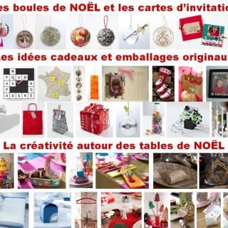 Fiches créatives Noël