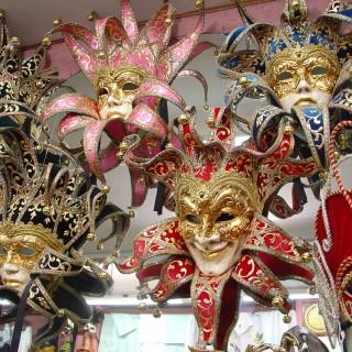 Vente privée du 3 octobre 2014 : Carnaval de Venise !
