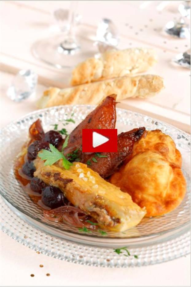 Pour les fêtes de Noël, découvrez les recettes des chefs Zôdio en vidéo !