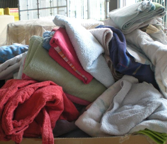 5724 kg de serviettes!