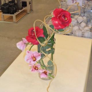 J'ai choisi pour Maman : une composition florale !