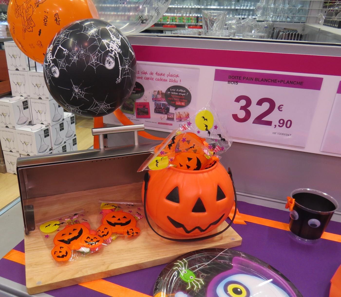 Halloween est arriv sur votre magasin zodio mondeville blog z dio - Magasin mondeville 2 ...