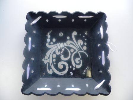 vide poche original en r sine blog z dio. Black Bedroom Furniture Sets. Home Design Ideas