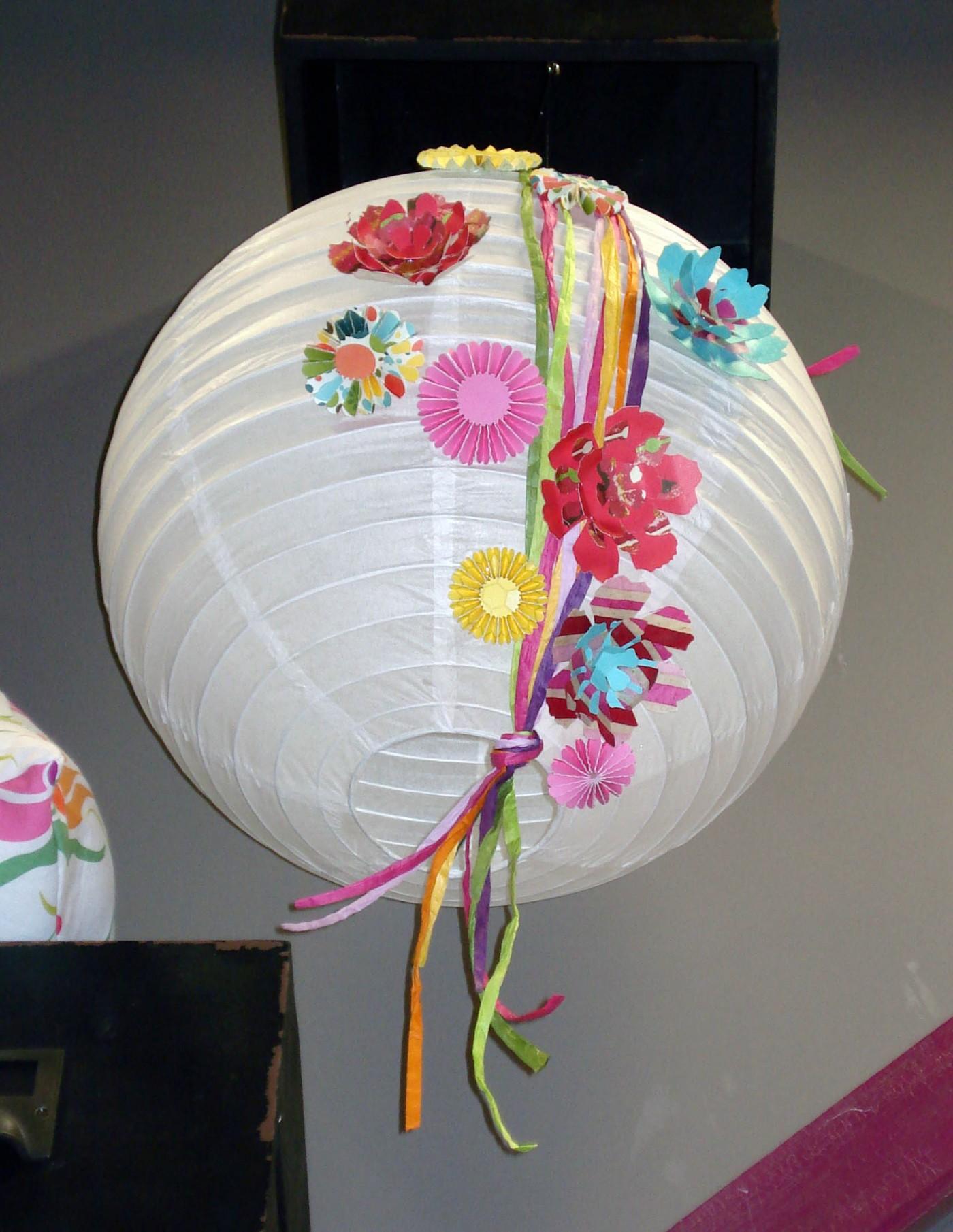 Et la lumi re fut blog z dio - Lampe boule japonaise ...