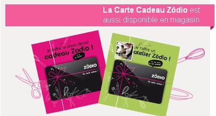 Nouveau Sur Zodio Fr La Carte Cadeau Personnalisable Blog Zodio