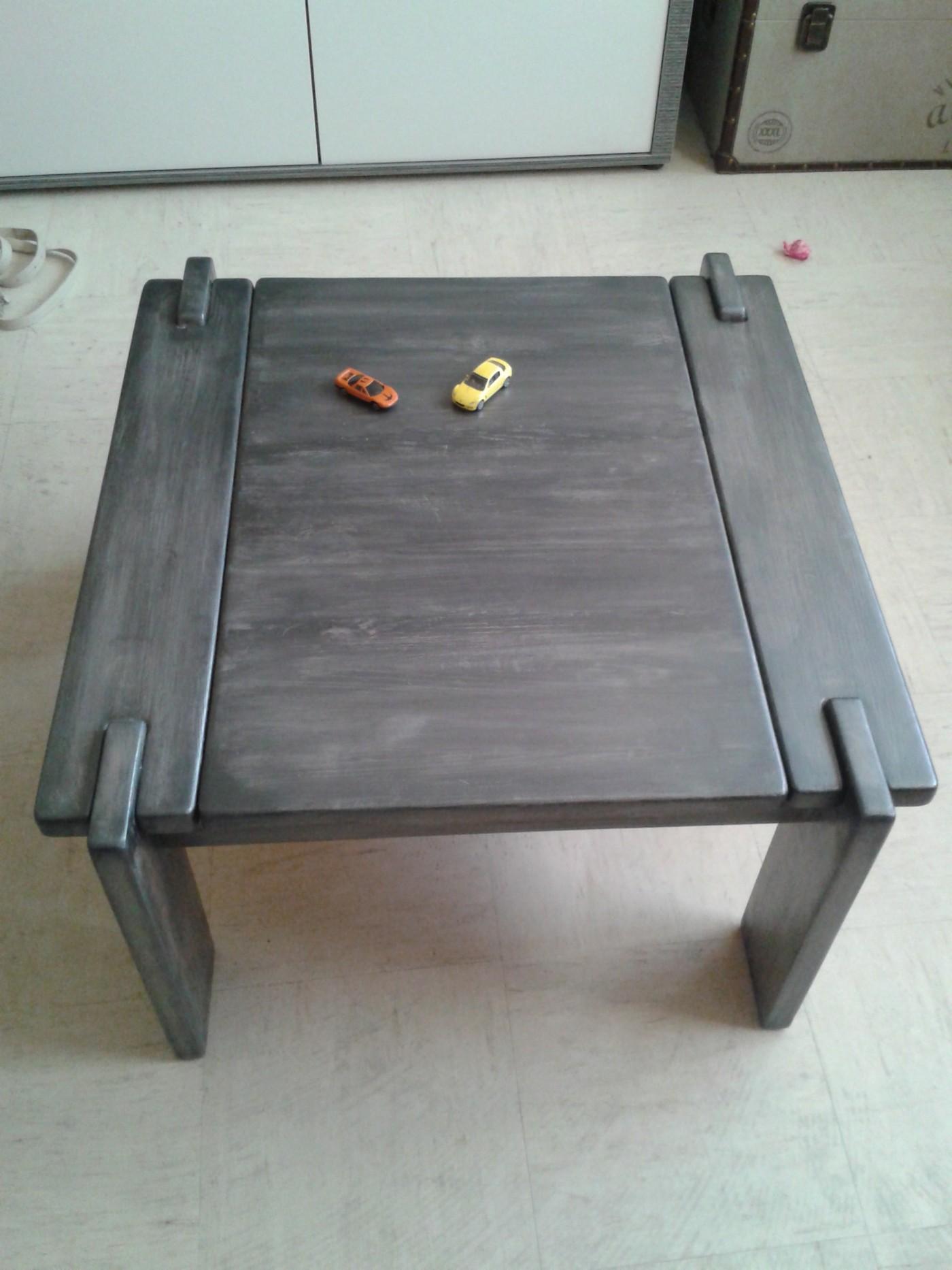 relooking table basse blog z dio. Black Bedroom Furniture Sets. Home Design Ideas