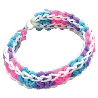 Créer vos propres bracelets avec des élastiques