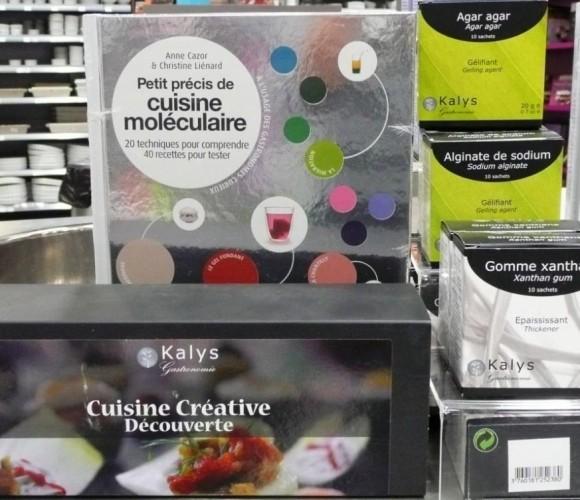 Kit de cuisine moléculaire: Etonnez vos convives !