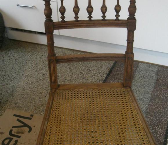 Le fabuleux destin de mes vieilles chaises