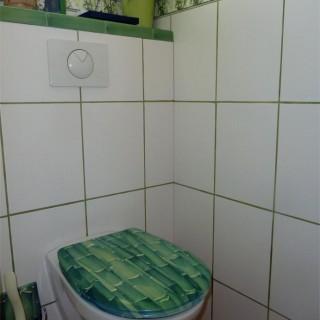 Mes toilettes bambou et panda blog z dio - Carrelage vert d eau ...
