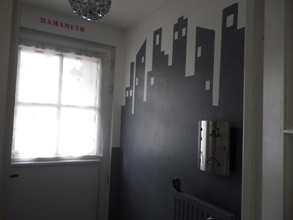 d co maison entr e couloir blog z dio. Black Bedroom Furniture Sets. Home Design Ideas