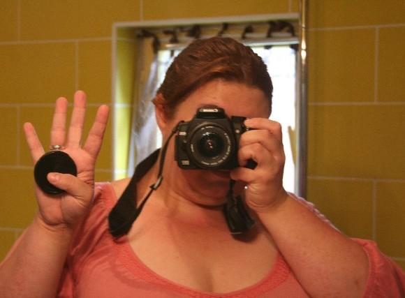 La déco de ma salle de bain :)