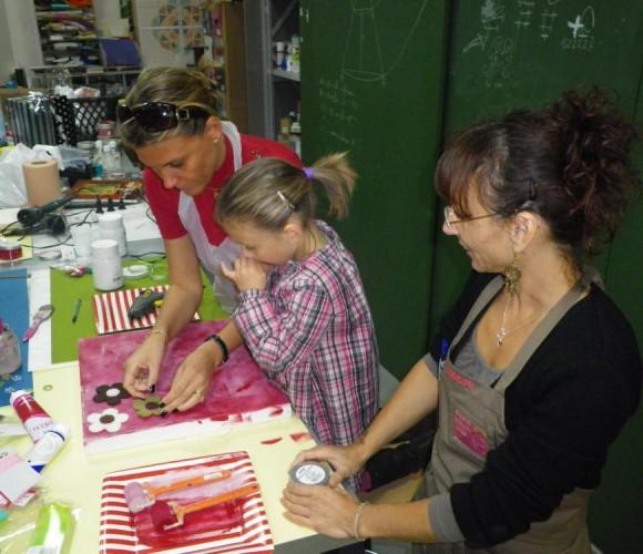 Les ateliers parent enfant