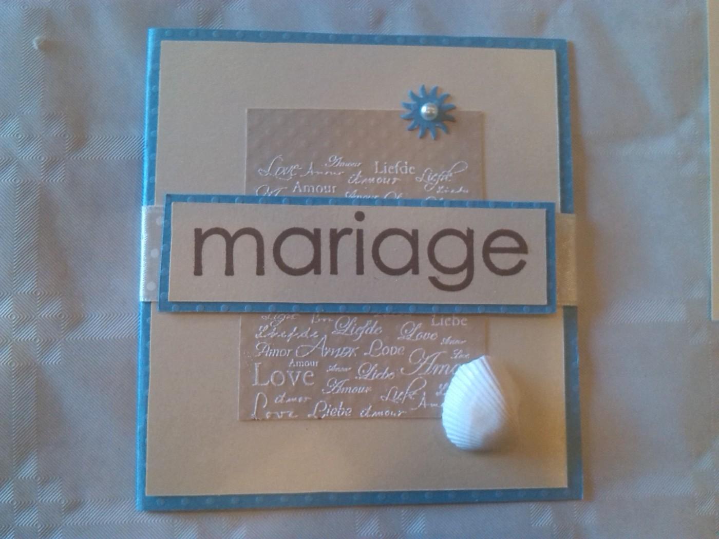 faire part mariage th me mer blog z dio. Black Bedroom Furniture Sets. Home Design Ideas