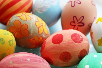 Animation «oeuf de Pâques», rien que pour les enfants!