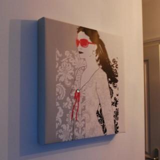 Un miroir personnalis blog z dio for Miroir zodio
