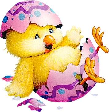Pâques approche… tous à vos pinceaux !