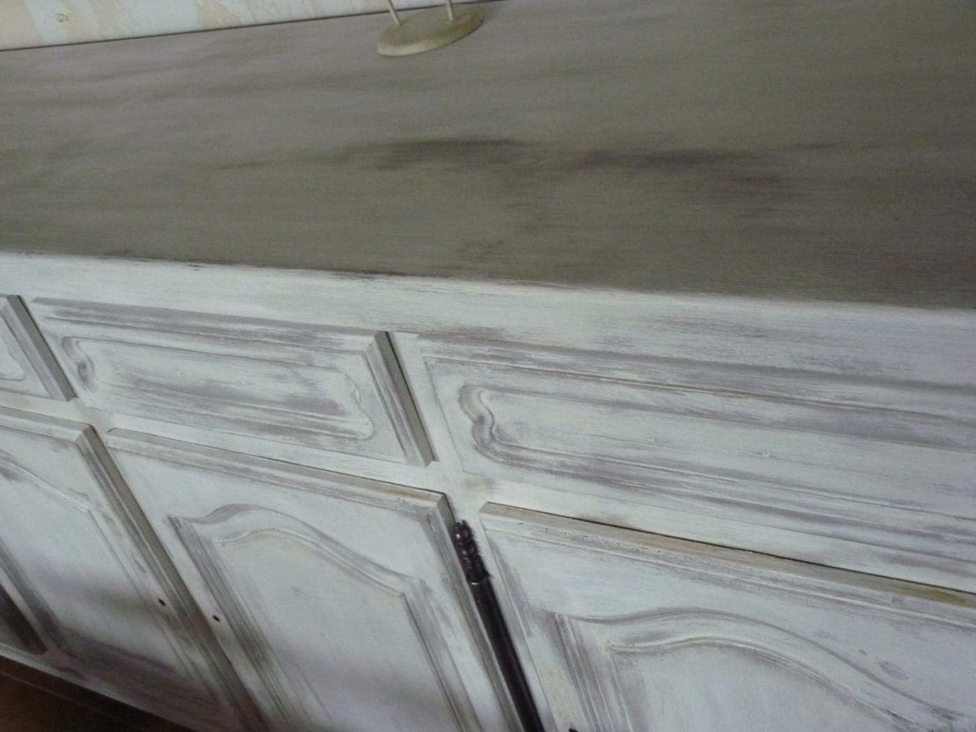 Journ e sp ciale patines l 39 atelier d co blog z dio for Peinture blanche