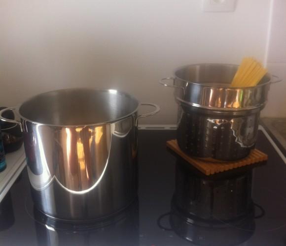 J'ai testé pour vous le cuiseur à pâtes Baumalu 5L