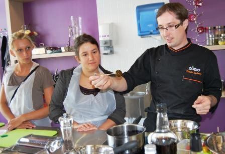 Je privatise mon cours de cuisine z dio blog z dio - Cours de cuisine orleans ...