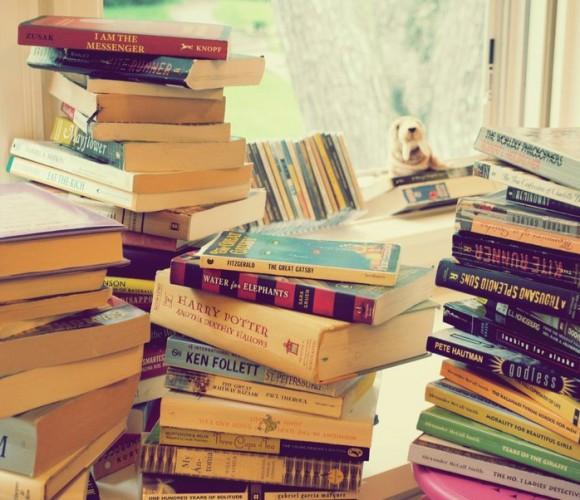 Détournons ensemble vos livres… en déco pour vos meubles !