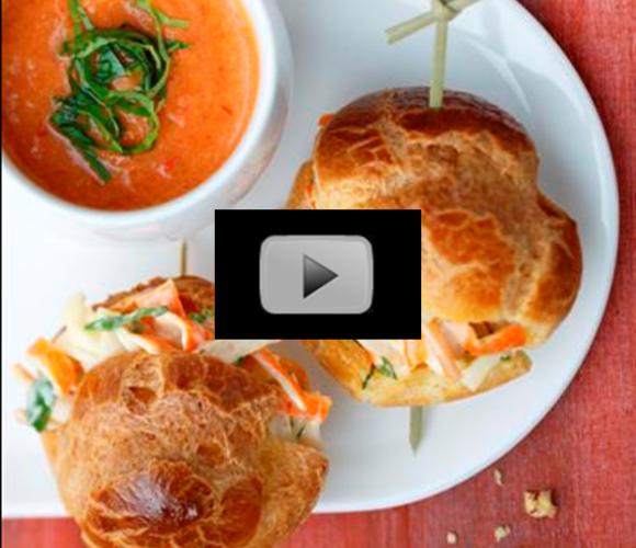 Découvrez les recettes en vidéo du Magalogue Printemps/Eté Zodio !