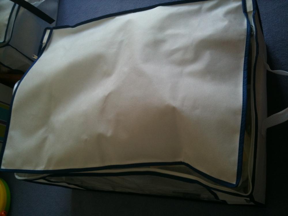 j 39 ai test pour vous le sac gain de place blog z dio. Black Bedroom Furniture Sets. Home Design Ideas