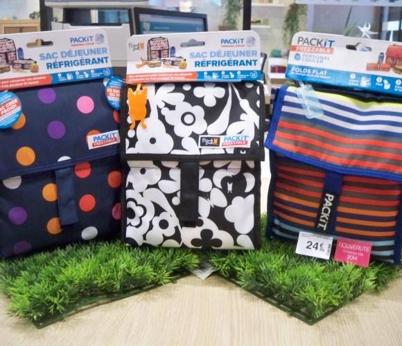 J'ai testé pour vous les sacs isothermes «Packit» pour un Picnic organisé !