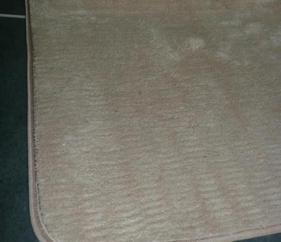 J'ai testé pour vous le tapis de bain en microfibre