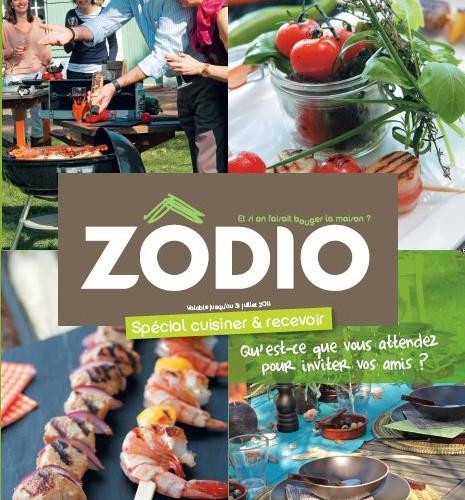 Toutes les recettes du Catalogue Zôdio Printemps/Eté 2011