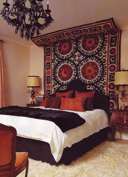 claire et ses id es pas ch res avec des t tes de lits. Black Bedroom Furniture Sets. Home Design Ideas