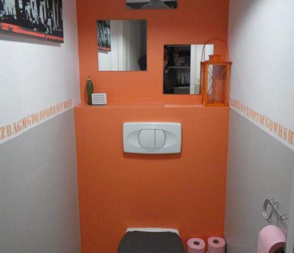 Déco maison Toilettes