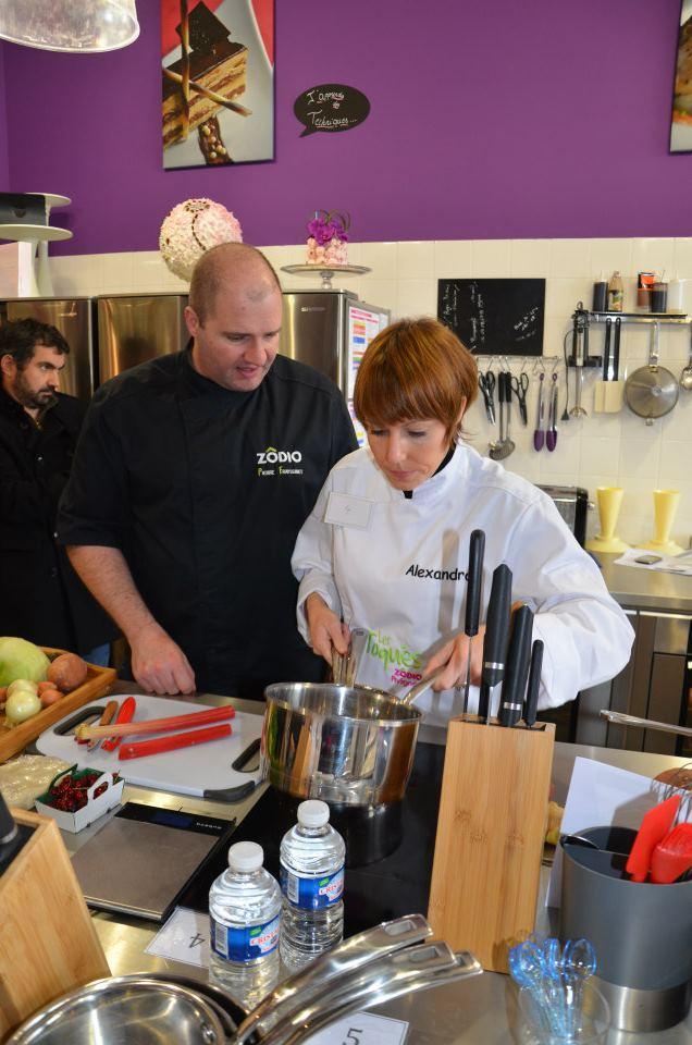 Concours cuisine z dio revivez la finale des toqu s en for Deco cuisine zodio