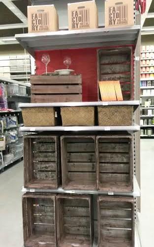 Comment détourner une caisse en bois