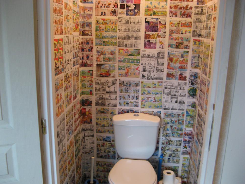 Les toilettes des enfants
